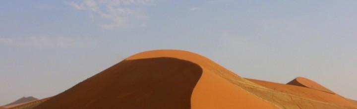 Namibia – Der grosse Sand von Soussouvlei